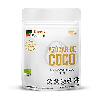 Eco Doypack Coconut Sugar 200 g of powder