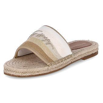Tommy Hilfiger Gradient Mule FW0FW05625YBL universal summer women shoes
