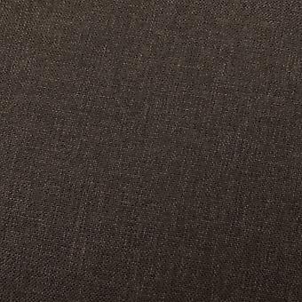 vidaXL relaxstoel verstelbare donkerbruine stof