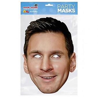 Máscara de fiesta de Lionel Messi