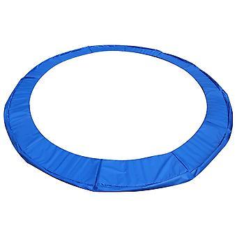 Trampoline rand voor 244-252 cm trampolines - blauw