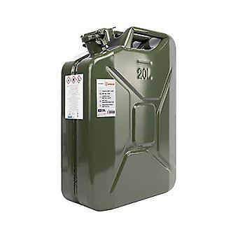 Pullo MOTOR16514 Vihreä Metalli (20L)