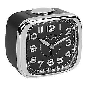 klokke vekkerklokke - feie svart