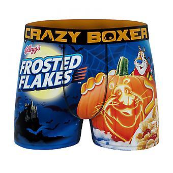 Crazy Boxer Kellogg's Halloween Frosted Flakes Men's Boxer Briefs