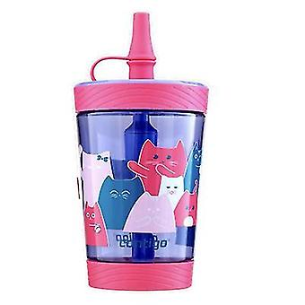 Cups With Lids And Straws, Unbreakable, Durable, Safe(Picture1)