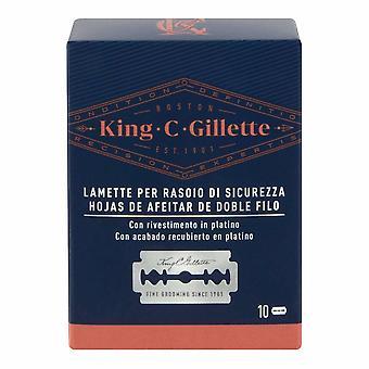 Erstatning razorblade King C Gillette (10 uds)
