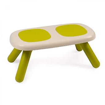 Smoby Green Bench For Kids