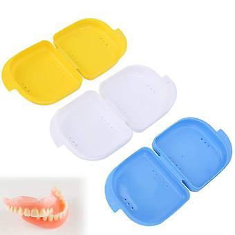 Oppbevaringsbeholder for tannhalvdelhuleboks