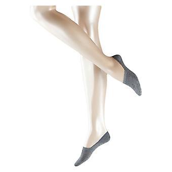 Falke Step Invisible Sneaker Socks - Light Grey