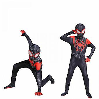 Spiderman Cosplay Kids Boys Costume Fancy Dress Outfits Suit