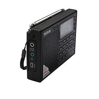 Full Radio Digital Demodulator FM/AM/SW/LW Stereo Radio Portable Radio For English Russian User
