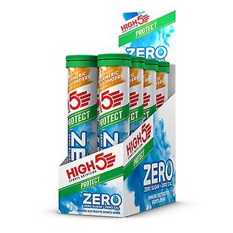 ZERO Protect, Turmeric & Ginger - 8 x 20 tabs