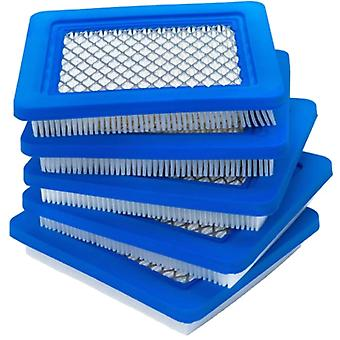 Air Filter 491588s 5 Pieces, Fits For Briggs And Stratton 491588, Toro 20332, Artisan 3364, Advanced Lawn Mower