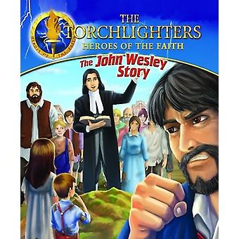 Torchlighters: John Wesley Story [Blu-ray] USA import