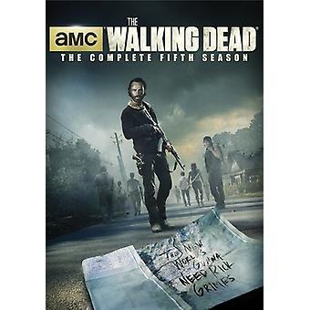 Walking Dead: Saison 5 importation [DVD] é.-u.