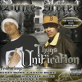 Bone-Ified - Thug World [CD] USA import