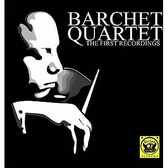 Barchet Quartett - Barchet Quartett: Erste Aufnahmen [CD] USA import