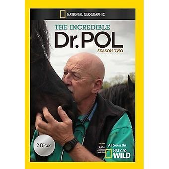 Incredible Dr. Pol: Staffel 2 [DVD] USA import