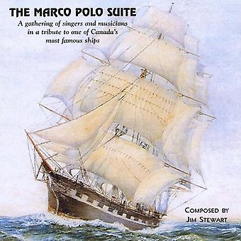 Jim Stewart - Marco Polo Suite [CD] USA import
