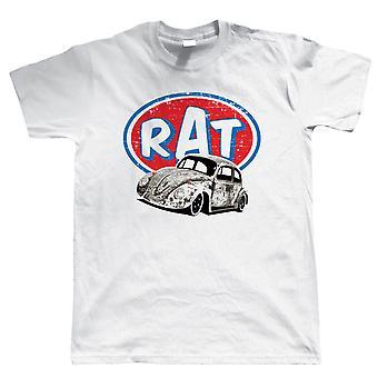 Vee Dub Rat Bug T-Shirt - Rat Look Hood Ride - Cadeau pour papa