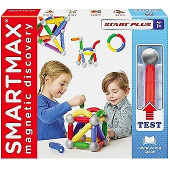 Smart Games SmartMax magnetische Discovery Start Plus instellen