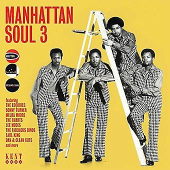 Manhattan Soul - Vol. 3-Manhattan Soul [CD] USA import