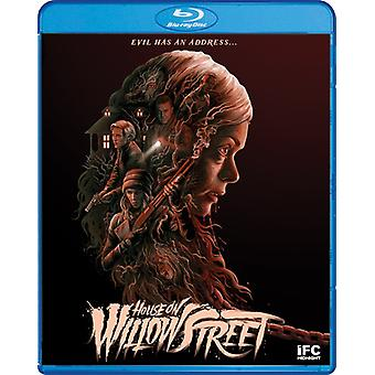 Casa su importazione USA Willow Street [Blu-ray]