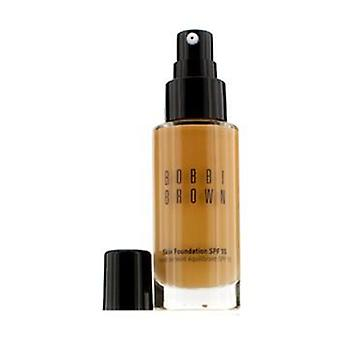 Bobbi Brown Skin Foundation SPF 15-# 6 dourado-30ml/1oz