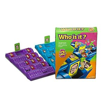 DISCONTINUED Fun 2 Play Who Is It? Age 6+ travel game