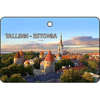Tallinn - Estland auto luchtverfrisser