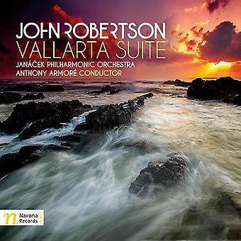 Robertson / Janacek Philharmonic Orch / Armore - Vallarta Suite [CD] USA import