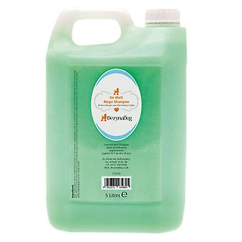 DezynaDog Magic Formula De-Matt Shampoo 5L - Restores Damaged Hair