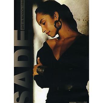 Sade - Live in Munich [DVD] USA import
