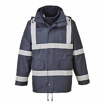 sUw Mens Iona 3 in 1 Traffic Safety Workwear Workwear Jacket