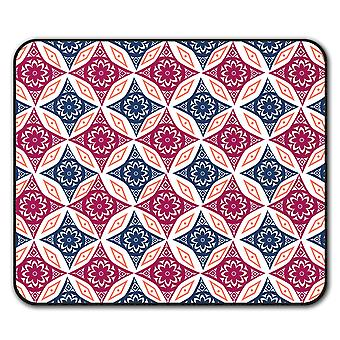 Psychedelic Pattern  Non-Slip Mouse Mat Pad 24cm x 20cm | Wellcoda