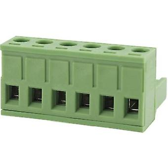 Degson Pin enclosure - cable Total number of pins 8 Contact spacing: 5.08 mm 2EDGK-5.08-08P-14-00AH 1 pc(s)