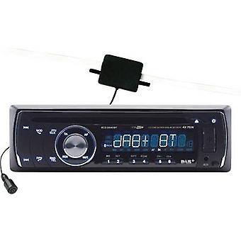 Caliber Audio Technology RCD234DBT Car stereo DAB+ tuner, Bluetooth handsfree set