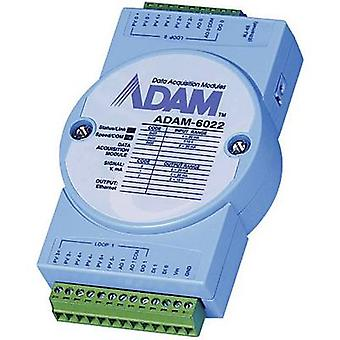 Advantech ADAM-6018-BE Input module Analogue No. of inputs: 8 x 12 V DC, 24 V DC