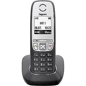 Gigaset A415 DECT, GAP Cordless analogue Hands-free Black