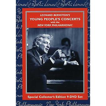 L. Bernstein - Young People's Concerts [DVD] USA import