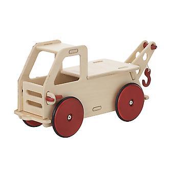 Autocarro con bambino in legno Moover