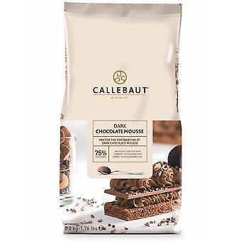 Mix di polvere di Mousse al cioccolato Callebaut Dark