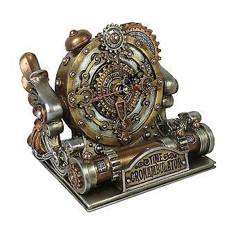 Alchemy Time Cronambulator Clock