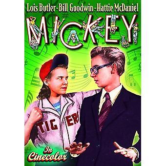 Mickey [DVD] USA import
