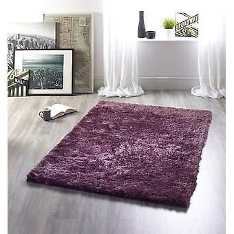 Shimmer Mauve rechthoek tapijten Plain/bijna gewoon tapijten