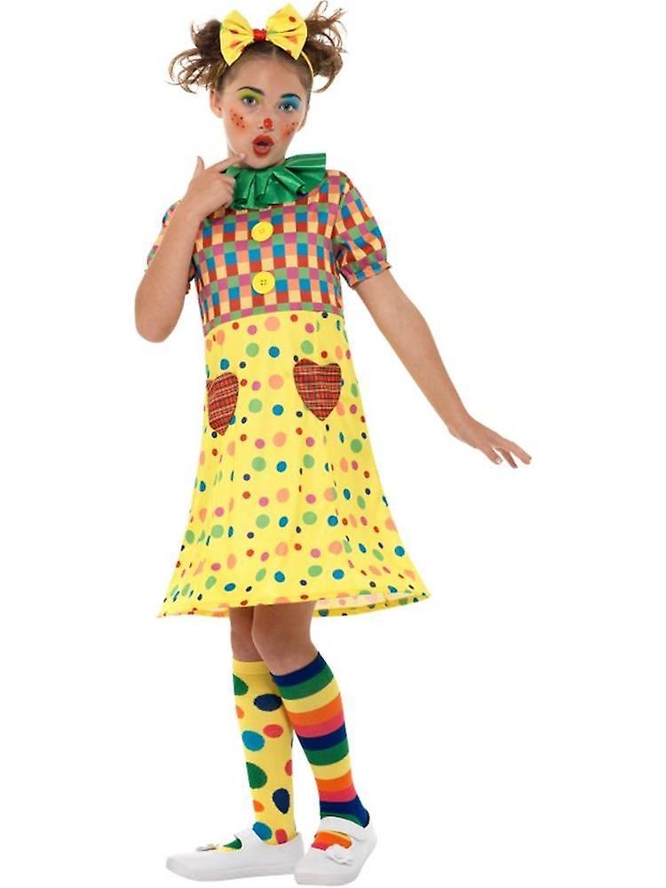 Mädchen Clown Zirkus Kostüm, Kostüm Mädchen, kleine 4 6 Jahre