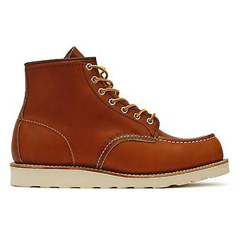 Red Wing Shoes Mens Oro Legacy 6-Inch Moc Toe Boots