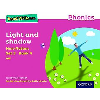Read Write Inc. Phonics - Pink Set 3 Non-Fiction 4 Light and Shadow by