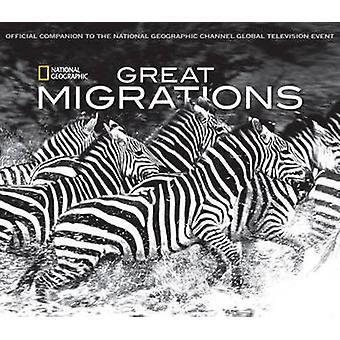 Grandes Migrations - épiques voyages animaux par Karen Kostyal - 97814262064