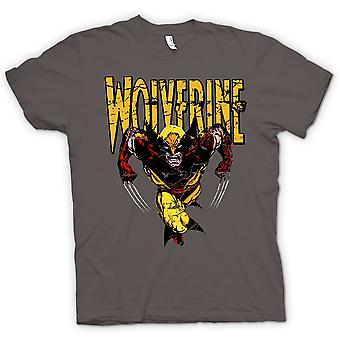Dla dzieci T-shirt - Wolverine - klasyczny komiks bohater